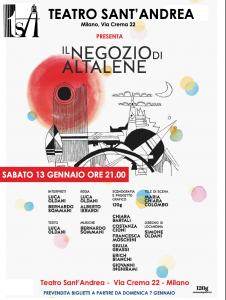 Il Negozio d'Altalene @ Teatro Sant'Andrea